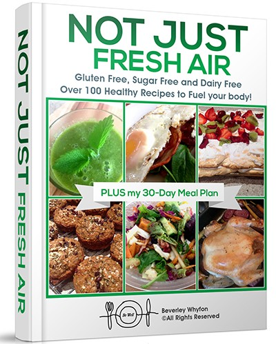Not Just Fresh Air Recipe EBook