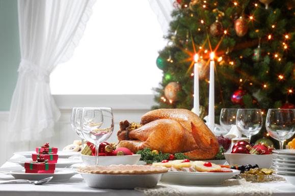 My Nutritious Christmas Dinner