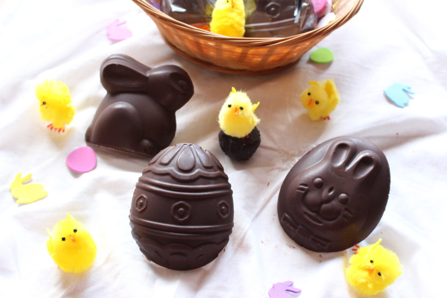 Homemade Easter Chocolate