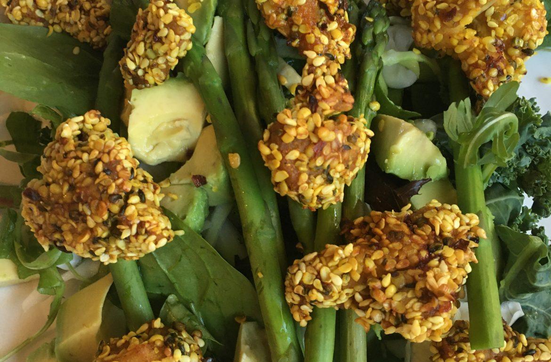 Spiced Chicken Bits