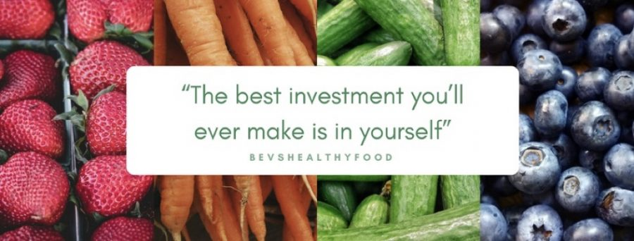 Nutritional Basics, the best investment you'll ever make is in yourself!