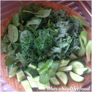 Mixed Green Veggies